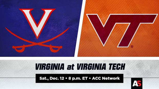 Virginia (UVA) vs. Virginia Tech (VT) Football Prediction and Preview