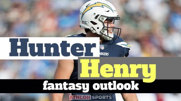 Hunter Henry: Fantasy Outlook 2019