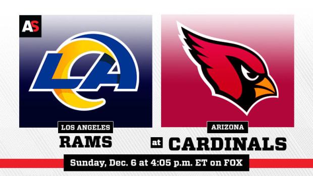 Los Angeles Rams vs. Arizona Cardinals Prediction and Preview