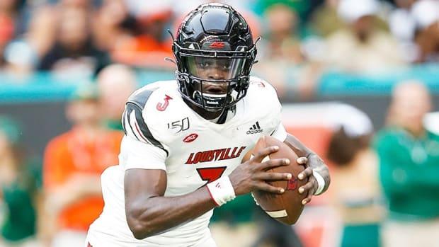 Malik Cunningham, Louisville Cardinals Football
