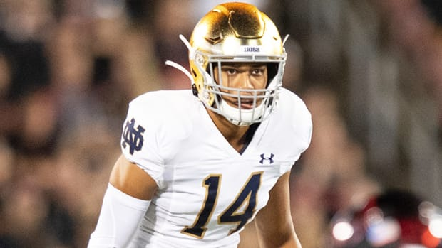 Notre Dame Football: 2022 NFL Draft Prospects to Watch for the Fighting Irish