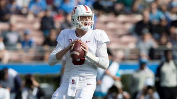 Stanford Football: K.J. Costello