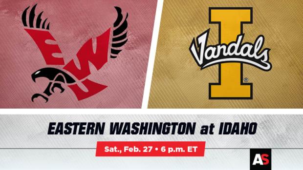 Eastern Washington (EWU) vs. Idaho Football Prediction and Preview