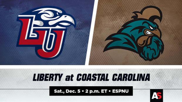 Liberty vs. Coastal Carolina Football Prediction and Preview