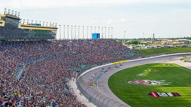 NASCAR Fantasy Picks: Best Kansas Speedway Drivers for DraftKings