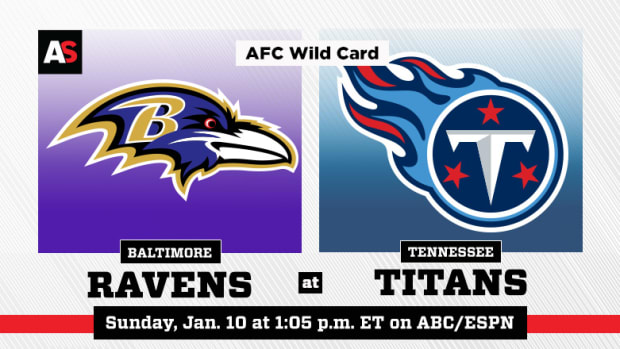 AFC Wild Card Prediction and Preview: Baltimore Ravens vs. Tennessee Titans