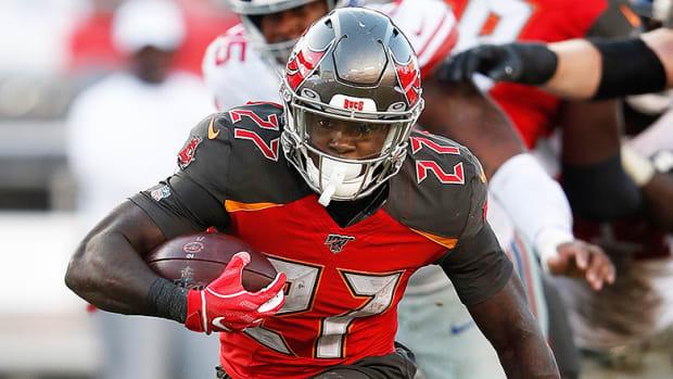 NFL Injury Report: Ronald Jones II