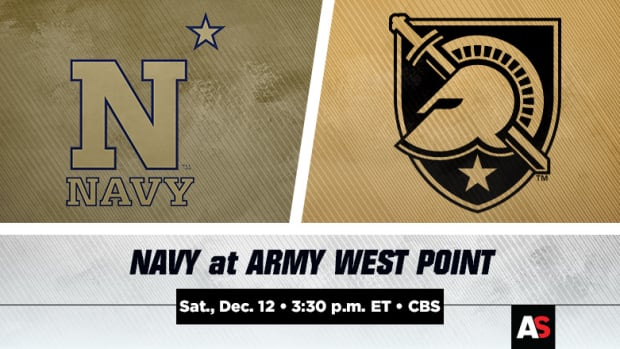 Navy vs. Army West Point Football Prediction and Preview