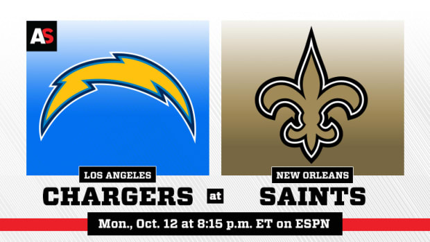 Monday Night Football: Los Angeles Chargers vs. New Orleans Saints Prediction and Preview