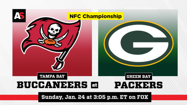 NFC Championship Prediction and Preview: Tampa Bay Buccaneers vs. Green Bay Packers