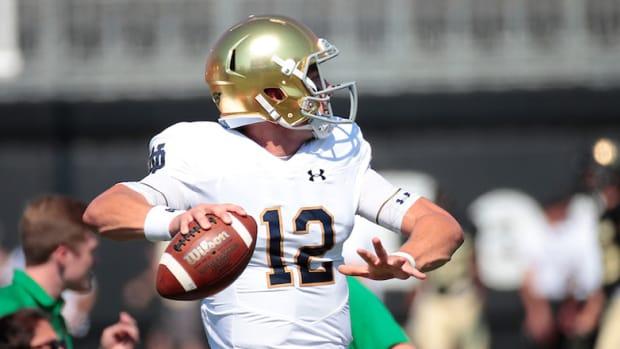 Notre Dame Football: Ian Book