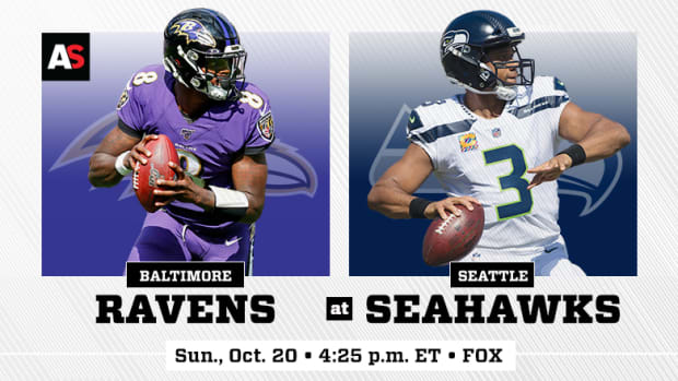 Baltimore Ravens vs. Seattle Seahawks Prediction and Preview