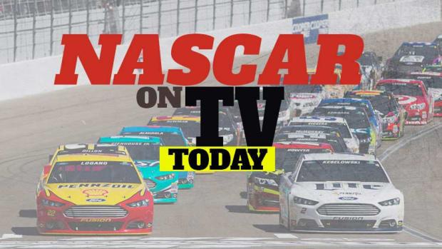 NASCAR Racing on TV Today: Pocono's Gander RV 400 (Sunday, July 28)