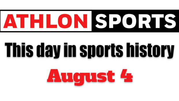 This Day in Sports History: August 4