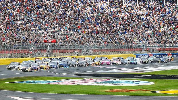 NASCAR Fantasy Picks: Best Charlotte Motor Speedway Drivers for DFS