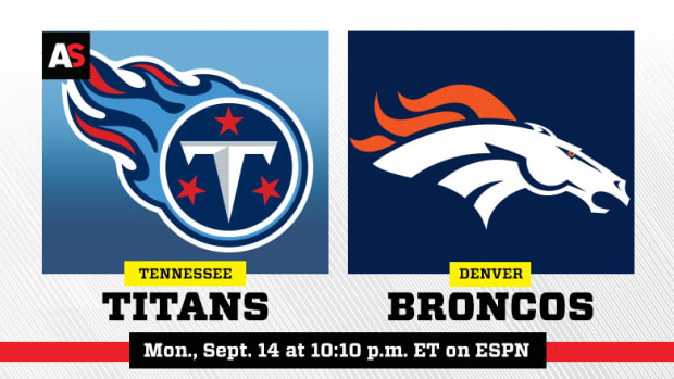 Monday Night Football: Tennessee Titans vs. Denver Broncos Prediction and Preview