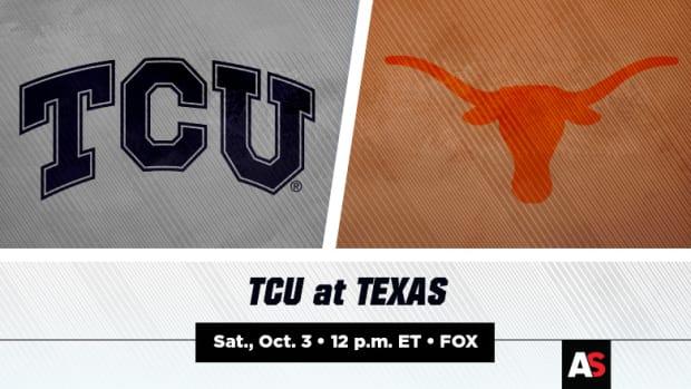 TCU vs. Texas (UT) Football Prediction and Preview