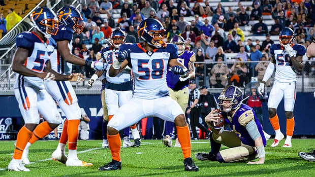 AAF Football: Players Left Stranded After League Operations Suspended
