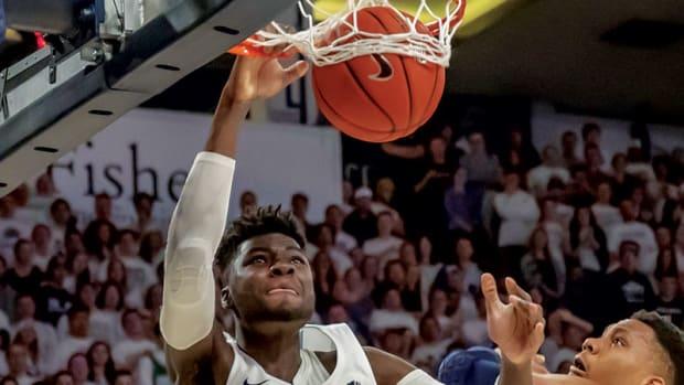 Utah State Aggies Basketball: Neemias Queta