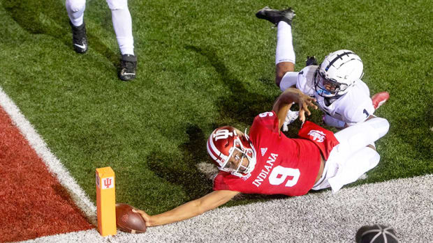 Seven-Step Drop: Big Ten Runs the Gamut in Thrilling Return to Action