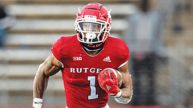Isaih Pacheco, Rutgers Scarlet Knights Football