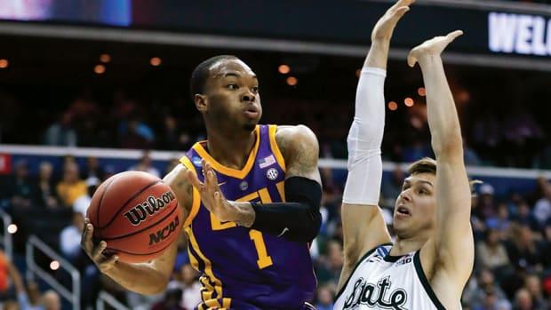 LSU Tigers Basketball: Javonte Smart