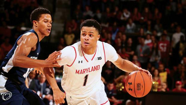 Maryland Terrapins Basketball: Anthony Cowan Jr.