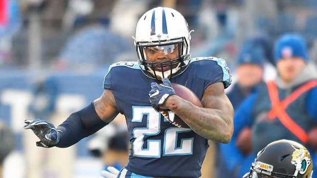 NFL Injury Report: Derrick Henry