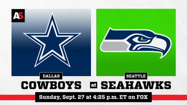 Dallas Cowboys vs. Seattle Seahawks Prediction and Preview