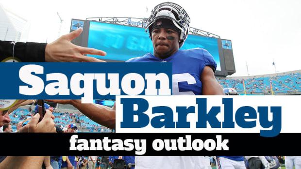 Saquon Barkley: Fantasy Outlook 2019