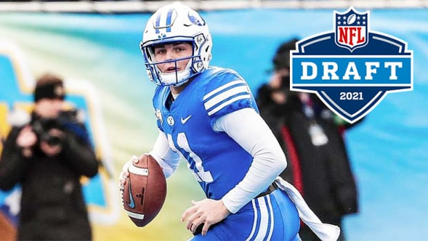 2021 NFL Mock Draft: First-Round Predictions (Updated)