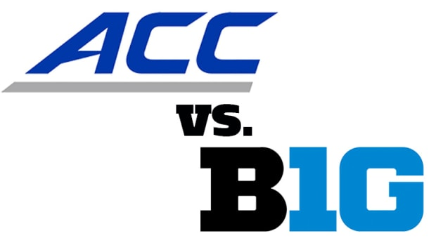 What Could a Hypothetical ACC vs. Big Ten Football Challenge Look Like?