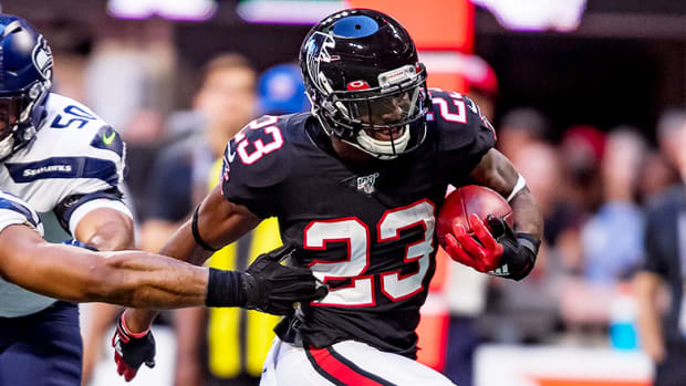 Waiver Wire Week 11: Brian Hill