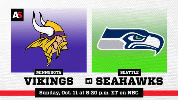 Sunday Night Football: Minnesota Vikings vs. Seattle Seahawks Prediction and Preview