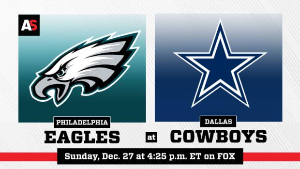 Philadelphia Eagles vs. Dallas Cowboys Prediction and Preview