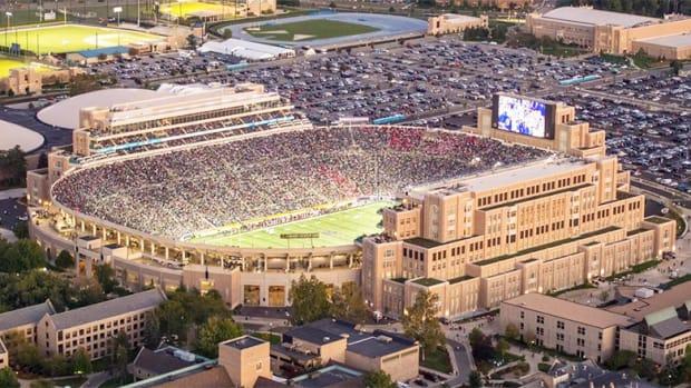 Clemson-Notre Dame: Biggest Games in Notre Dame Stadium since 1980
