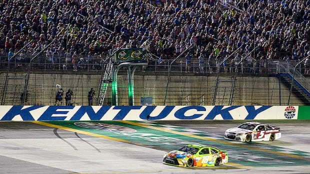 NASCAR Fantasy Picks: Best Kentucky Speedway Drivers For DraftKings