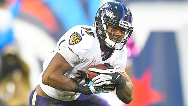 Waiver Wire Week 15: Gus Edwards