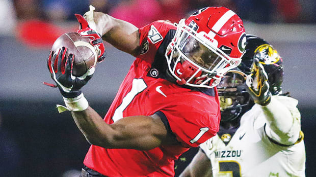 Georgia vs. Arkansas Football Prediction and Preview