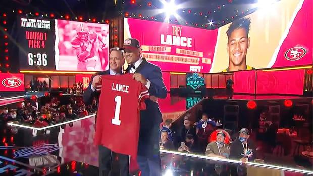 2021 NFL Draft: Grading the First-Round Picks