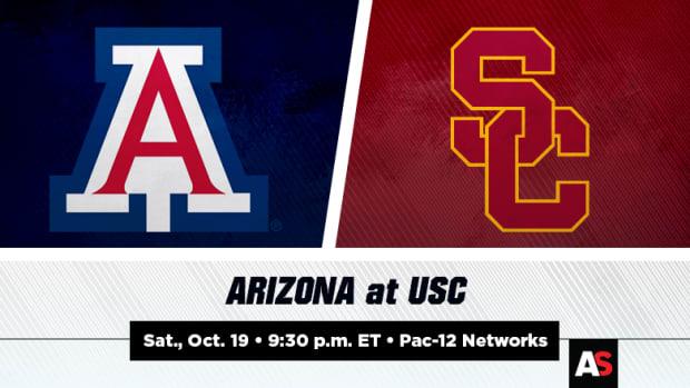 Arizona vs. USC Football Prediction and Preview