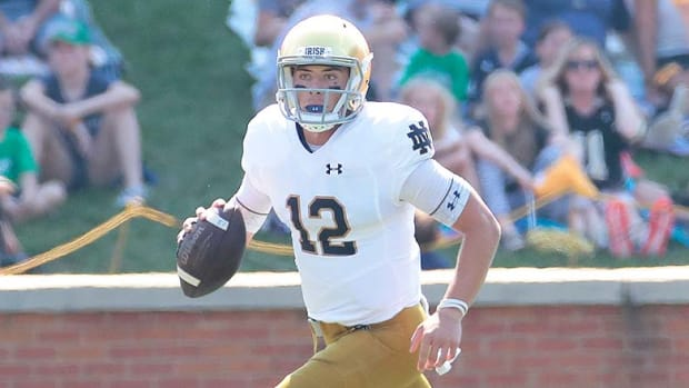 5 Things to Watch in Clemson vs. Notre Dame Showdown
