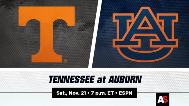 Tennessee (UT) vs. Auburn (AU) Football Prediction and Preview