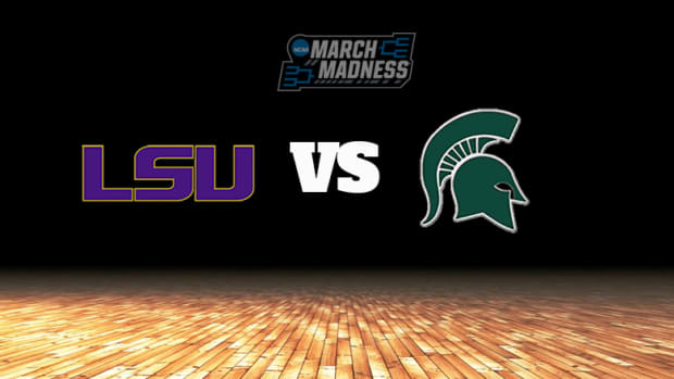 LSU Tigers vs. Michigan State Spartans Prediction: NCAA Tournament Sweet 16 Preview