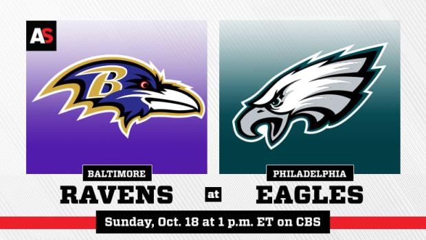 Baltimore Ravens vs. Philadelphia Eagles Prediction and Preview