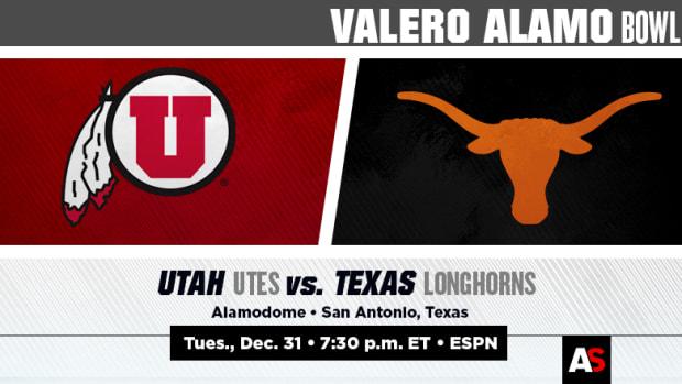 Alamo Bowl Prediction and Preview: Utah vs. Texas