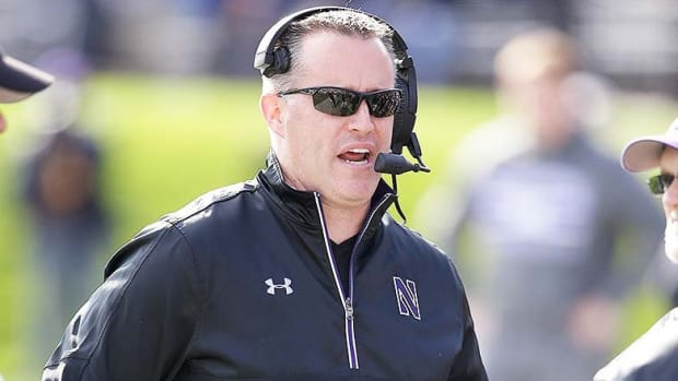 Pat Fitzgerald, Northwestern Wildcats Football