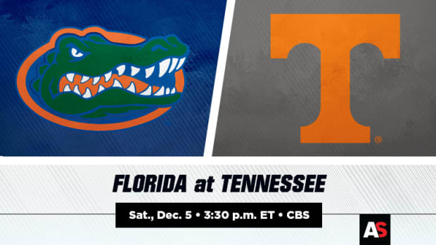 Florida (UF) vs. Tennessee (UT) Football Prediction and Preview