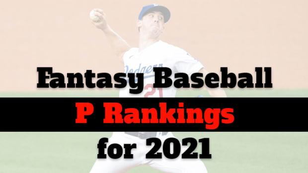 Fantasy Baseball Cheat Sheet: Pitcher Rankings for 2021