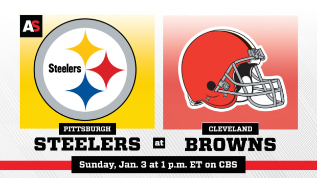 Pittsburgh Steelers vs. Cleveland Browns Prediction and Preview